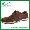 venta al por mayor de china suave para hombre zapatos de cuero calzado