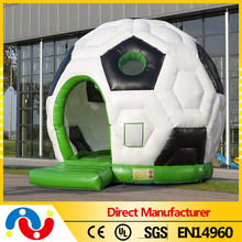 Inflatable Jumping Castle Animal World Castle