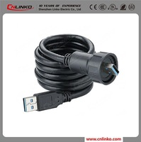 Micro Solder Waterproof Usb Female Male Socket Plug Usb Connector Types Chart