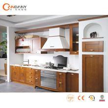 2014 hot selling natural kitchen cabinet solid wood,kitchen cabinet drawer slide channel