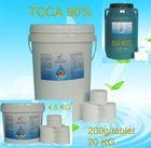 tcca 90% bulk chlorine tablets, swimming pool chemical, online chemical companies store