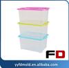 Wholesale popular clear plastic box mold injection mold made in China
