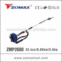 2014 ZMP2600L 26CC long reach gasoline tree pruner