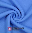 100% Polyester 2*2 Spandex Rib good elastic and hand feel for winter sportswear
