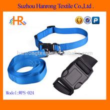 Nylon webbing dog collar Dog leash
