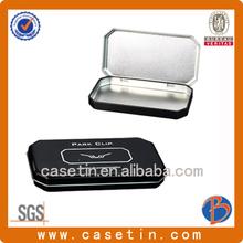 pretty simple metal cigarette cases