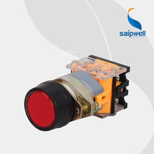 Saipwell High Quality Instantaneous Electric Push Button LAY50-22AA1