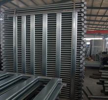 Galvanized heavy duty horse / cattle steel panels