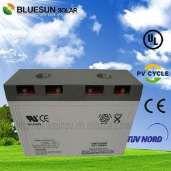 Deep cycle hot sale lead acid battery making machine 2V 2000AH