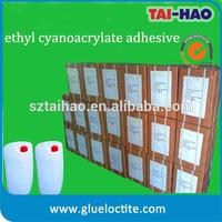 Raw/bulk cyanoacrylate transparent glue ethyl cyanoacetate(super glue 502)