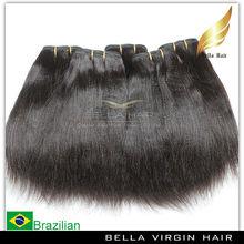 2014 New hair product brazilian virgin human hair yaki braids