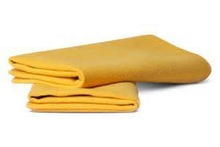 Soft and High absorbent microfiber suede