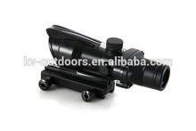 Low price 4x32 ACOG Style Fiber Optical Scope Sights/Hunting Gun Scopes Aisoft scope