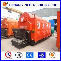 Screw pipe 3 pass 1-30t/h china multi fuel coal power plant,coal boiler