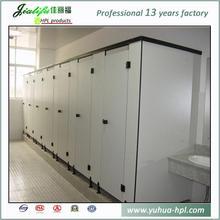Hot selling solid phenolic latrine