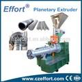 Cangzhou esfuerzo maquinaria, hoja de plástico de la máquina de extrusión/lámina de pvc que hace la máquina/lámina de pvc de la máquina