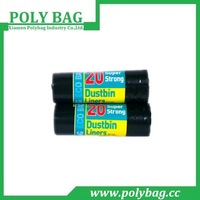 Colorful Machine make Plastic Garbage bags on roll