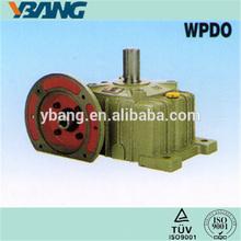 WPDO50 Electric Hydraulic Jack Worm and Wheel Gear Box