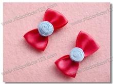 wholesale ribbon bow satin for bra