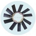 Sistema de refrigeración negro de aire acondicionado ventilador de aluminio hoja 11521723363