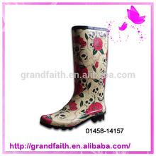 High qulity lightweight rain boots for women