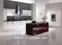 pvc thermal foil kitchen cabinet