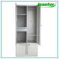 Mejor venta de china 4 a casa la puerta de armario de acero/armario gabinete/armario de metal
