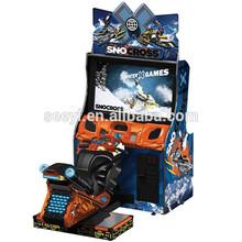 Amusement / Entertainment arcade machine - A-027 / SNOCROSS