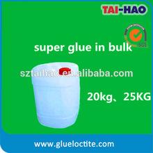 High quality ethyl cyanoacrylate adhesive for rubber barrel super glue