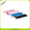 Universal flexible wireless rubber bluetooth keyboard
