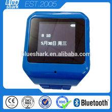 multifunction bluetooth smart wrist watch mp3 player