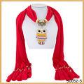 sciarpa nuovo design sciarpa grossista gioielli collana pendente civetta