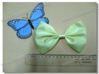 dog hair bows / bow tie clips wholesale