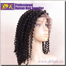 Hot Sale Brazilian Curly Hair,Afro Short Curly Synthetic Wig