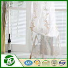 Unique Indian string embroidery curtains for door window lace curtain patterns