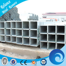 GALVANIZED SQUARE STEEL PIPE UNIT WEIGHT