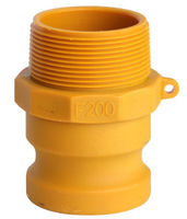 Nylon cam and groove couplings camlock hose fittings (Type F)