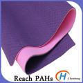 mais popular casa equipamentos deginástica tapete de yoga natural para venda