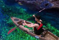 New fishing kayak canoe