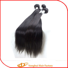 hot sale human hair fake colored hair extensions