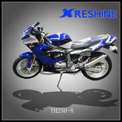 Chongqing powerful super asia motorcycle 250cc, YH250-8