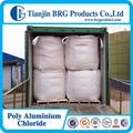 Básico de cloruro de polialuminio polvo 26% 30% msds