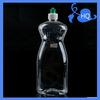 1000ml 1L Plastic Bottle PET Bottle With Nozzle Cap Liquid Detergent Bottle