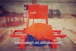 Good performance prestressed concrete saw blade purline cutter machine