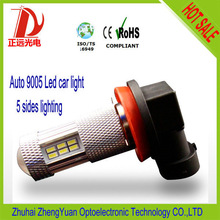 High Power 9005 9006 SMD Car LED Fog Light led ring light