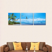 Landscape Seascape Painting Modern No Framed Canvas Wall Art Canvas Painting