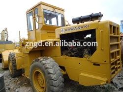 loader kawasaki 70b-1 Good engine and undercarriage
