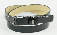 Black blank chastity fashion pu belt for men YJ-AZ003