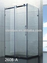 260B-A chaozhou factory bathroom steam shower combined/shower enclosure steam room/steam generator shower