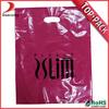 wholesale custom printed pink shopping bag